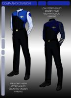 ST:AVG Command Officer Uniform by JamieTakahashi
