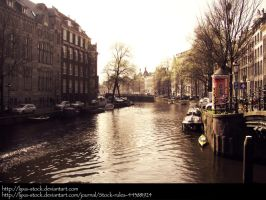 Amsterdam 05 by Lyxa-Stock