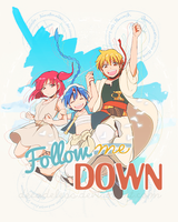 Follow me down by Decodeless