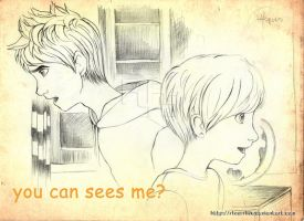 You Can Sees Me by RfourRfive