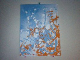 Abstract Painting by Dusteratops
