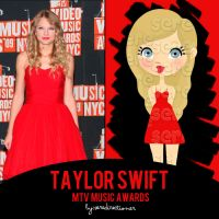 +Taylor Swift Doll by seredirectioner