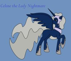 Celene the Lady Nightmare by Bioblood