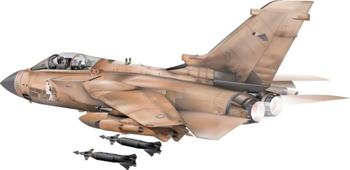 Tornado GR1 without Background by wakdor