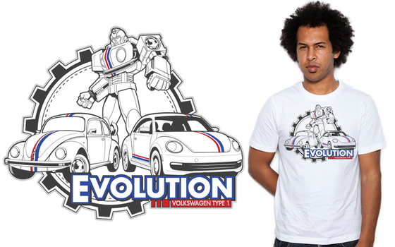 TEE evolution by kingsquidz