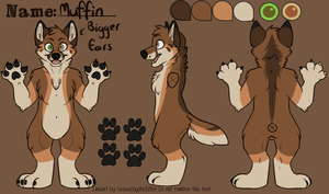 Muffin Anthro Ref by Chargay