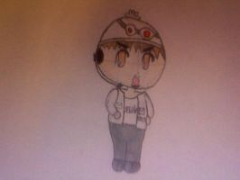 Chibi Fingerbang Cartman by southpony98