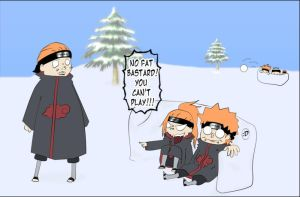 Pein: You Can't Play Spoiler by thegeekpit