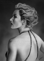 Kate Winslet by AnnaCStansfield