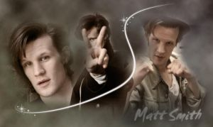 Matt Smith by lolita-rocker