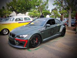Wide body M3 by mburleigh8