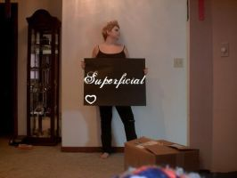 Superficial by XBrokenDownBeauty