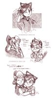 Fleas .Widowtracer by sexyfairy