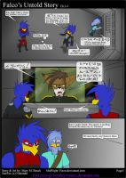 Falco's Untold Story Ch.2-3 by TomBoy-Comics