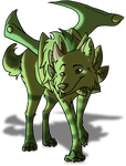 I have leaves growing on me 83 by VeraWindWolf
