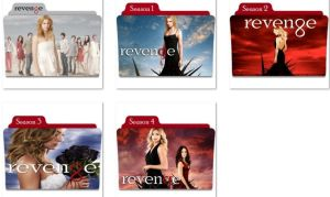 Revenge Folder Icons by nellanel
