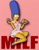 Milf be Marge by LeeRoberts