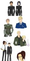 Attack on Fandom - Pacific Rim by RavenAnime