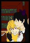 Yang, Pay Attention by Shadow-Hunter-Is-In