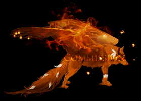 Phoenix - Detail by Dreamsnare