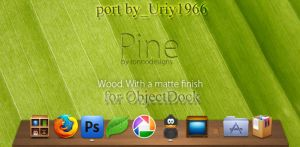 Pine_port for ObjectDock by Uriy1966