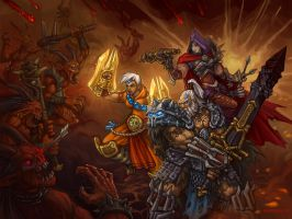 diablo3 by blazan