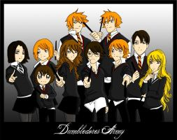 Dumbledores Army - Finished by grombolia