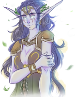 C:// druid by SoftlyVoiced