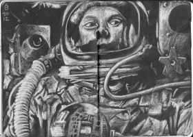 Challenge - 'Astronaut' by CreativeSoup