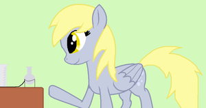 Derpy Hooves Science by crazycatniplady