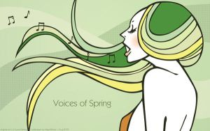 Voices of Spring by MapleRose