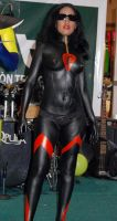 Bodypainting - Baroness 2 by Daizengar0