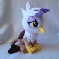 Little Plush Gilda SOLD by RufousCat