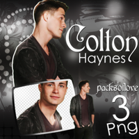 Colton Haynes Png Pack (18) by IremSezen