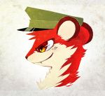 Red Weasel by Lynxclaw