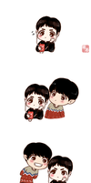 chansoo by KagomeHikari