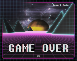 Game Over by WMill