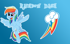 RD wallpaper by FonyPony