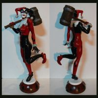 Harley Quinn new base. by Leebea