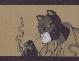 Blacksad by Gigatoast
