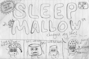 Sleep Mallow by ReuelDreamseer
