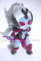 Vengeful Spirit plush from Dota 2 by O-l-i-v-i