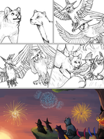 alliance-DENIAL fireworks pg 6 by itsfable
