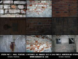 old brick wall stockpac 2 by borderline-stock