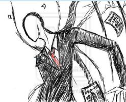 .:Slenderman:. by tmntffnyp
