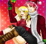 Christmas Nalu-Secret Santa gift by manu-chann