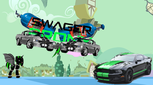 Swager Brony Wallpaper by brony4all