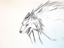 Worgen by MongooseDog-