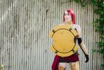 Pyrrha Nikos - Ready to Fight by Viverra1