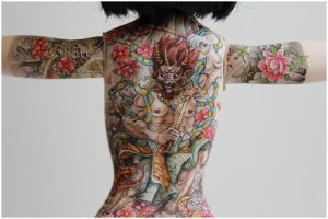 Irezumi IV by Follow-the-Wind